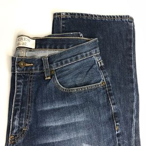 J. Crew Sullivan Men's Relaxed Boot Cut Jeans 33